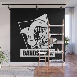 Bandshark Wall Mural