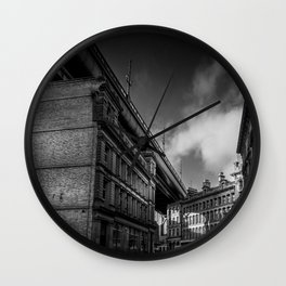 A Sense of Scale Wall Clock