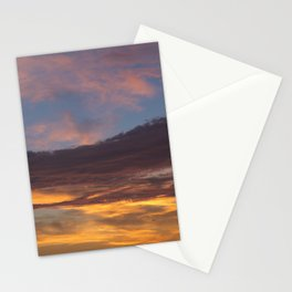 Sky on Fire. Stationery Cards