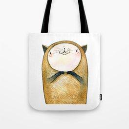cutie cat Tote Bag