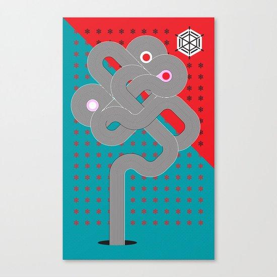 Identity Road Canvas Print