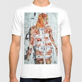 LEELOO THE FIFTH ELEMENT T-shirt