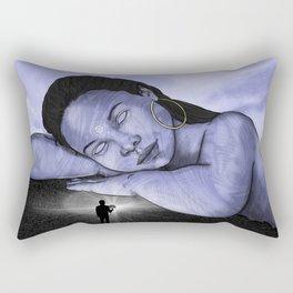 Love. Rectangular Pillow