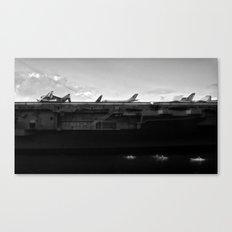 Intrepid Canvas Print