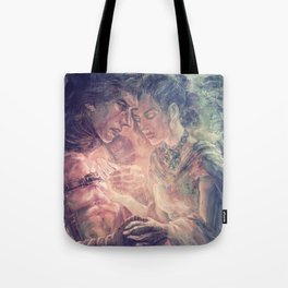 Can you hear the light Tote Bag