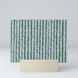 Can't See the Forest for the Trees Mini Art Print