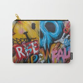 Urban Street Art: RISE & FALL Carry-All Pouch