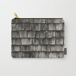 NOIR ABSTRACT / Tiles Carry-All Pouch