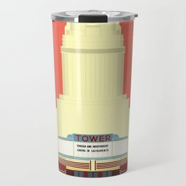 Tower Theater Travel Mug