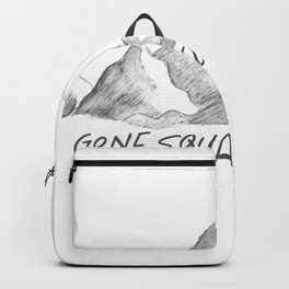 Gone Squatchin' Backpack