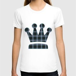 Neon Plaid T-shirt