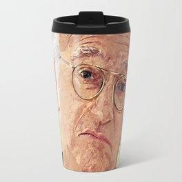 Larry David Travel Mug