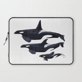 Orca (Orcinus orca) Laptop Sleeve