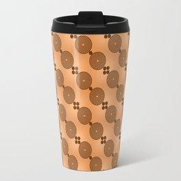 Chocolate Wheels Travel Mug