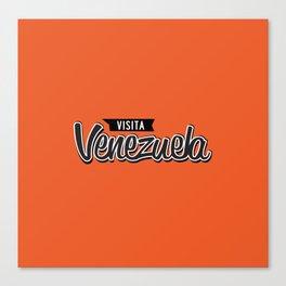 Venezuela Canvas Print