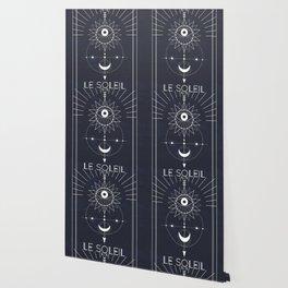 Le Soleil or The Sun Tarot Wallpaper