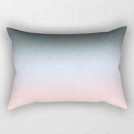 Stormy sky , Ombre Rectangular Pillow