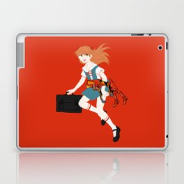 02 Asuka Langley Soryu Laptop & iPad Skin