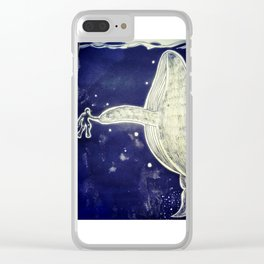 Freinds Clear iPhone Case