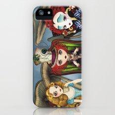 Tea Party iPhone (5, 5s) Slim Case
