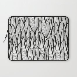 Abstract Leaves Laptop Sleeve