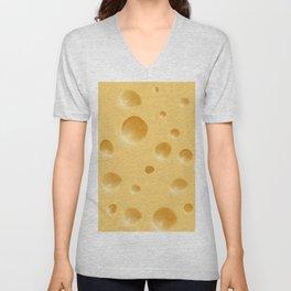 cheese Unisex V-Neck