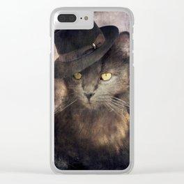 Miloe Micheletti Clear iPhone Case