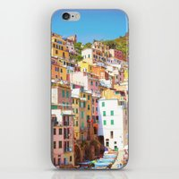 italy iPhone & iPod Skins featuring Italy by GF Fine Art Photography