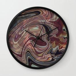 Desert Mirage Wall Clock