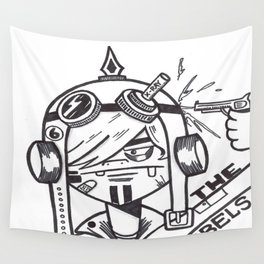 REBELS 4 Wall Tapestry