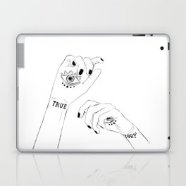 True Story - Daughter of smoke and bone.Laini Taylor Laptop & iPad Skin
