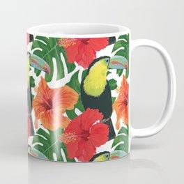 Toucan pattern Coffee Mug