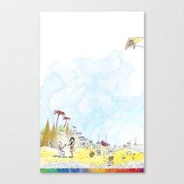 you're COLOR - Page 2 Canvas Print