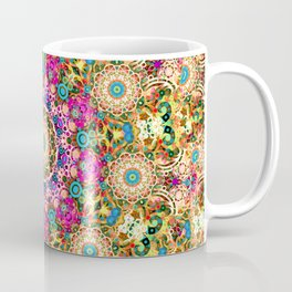psychedelic lace Coffee Mug