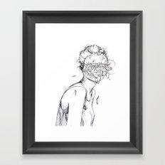 6 pieces_5 Framed Art Print