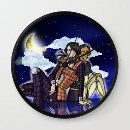 Illuso e la notte Wall Clock