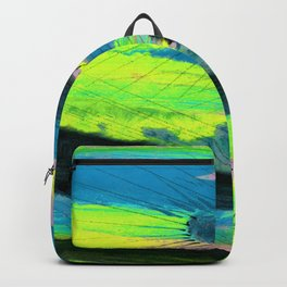 Abstraction 2G by Kathy Morton Stanion Backpack