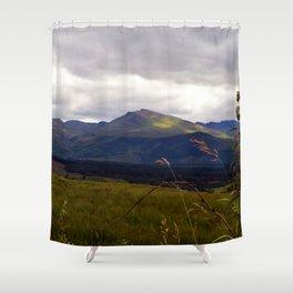 Another Scottish Highland Landscape Shower Curtain