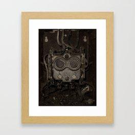 Spark'd Framed Art Print