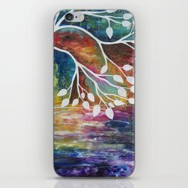 Bird to Flight iPhone Skin