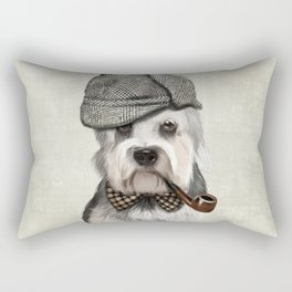 Sir Dandie Dinmont Terrier Rectangular Pillow