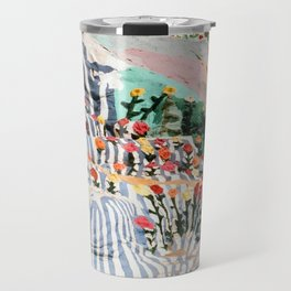 Salvation Mountain Travel Mug