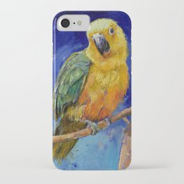 Jenday Conure iPhone Case