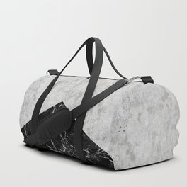 Concrete Arrow - Black Granite #844 Duffle Bag