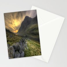 Tryfan By Morning Stationery Cards
