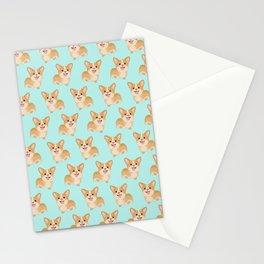 Corgi Smile Stationery Cards