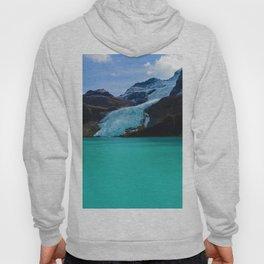 Berg Glacier in Mount Robson Provincial Park BC Hoody