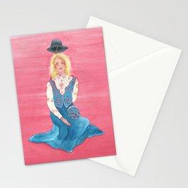 """""""Norsk Kvinne"""" Stationery Cards"""