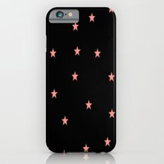 Pink Stars iPhone 6s Slim Case