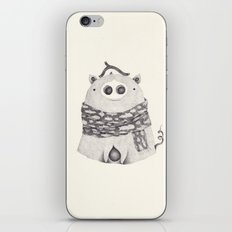 scarf iPhone & iPod Skin